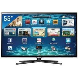 "Smart TV Samsung LED 55"" Uhd 4k"