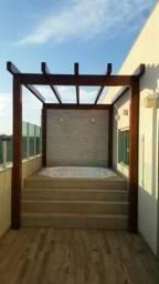 Carpinteiro Pergolado Deck