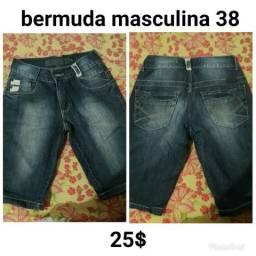 Bermuda masculina