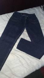 Calça jeans feminina Damyller - tam 44