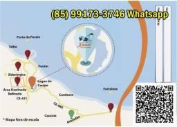 Loteamento Kauai divisa Caucaia, Pecém, CE , Próximo das melhores praias do Ceará (It)