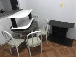 Conjunto mesa /Rack/ Mesa de Centro