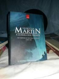 Game of thrones- As Crônicas de Gelo e Fogo - Livro Um