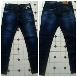 Calça jeans masculina JOHN JOHN / OAKLEY