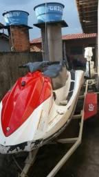 Vendo ou troco jet ski - 2011