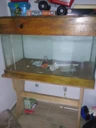 Aquario com movel