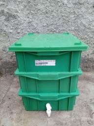 Composteira 15 litros no RJ