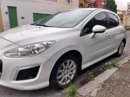 Vendo Urgente!!! Peugeot 308 Active flex 1.6 em perfeito estado! - 2013