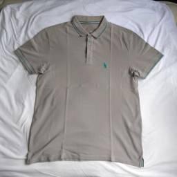 fcf93f82a5 Camiseta Pólo Sidewalk - Tamanho M