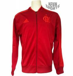 Jaqueta PES Original Flamengo Adidas b843c5b1713c2