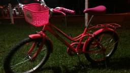 Vendo Bicicleta Aro 20 feminina