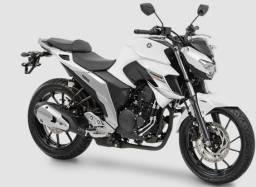 Yamaha Fazer 250 Mod 2021 -Entrada R$ 7.933,00 + 36X R$ 539,00