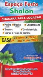 ESPAÇO SHALON ! FAÇA SEU EVENTO CONOSCO !!!!! Confira anúncio !