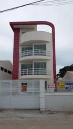 Apartamento à venda, 80 m² por r$ 180.000,00 - enseada das gaivotas - rio das ostras/rj