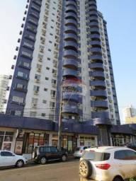 Apartamento com 3 dormitórios para alugar, 151 m² por r$ 2.500,00/mês - edifício torre azu