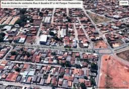 Terreno à venda, 306 m² por R$ 220.000,00 - Setor Parque Tremendão - Goiânia/GO