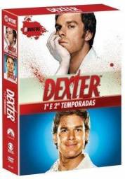 Box Dexter 1ª e 2ª Temporadas - Original, Novo e Lacrado!