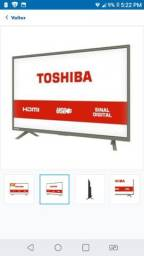 Vendo TV zerada na Caixa