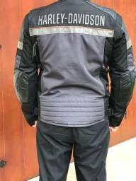 Jaqueta Harley Davidson original dos USA a prova d,agua