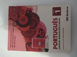 Livro Português:Contexto, interlocução e sentido - Volume 1