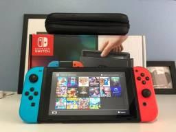 Nintendo Switch Desbloqueado Completo