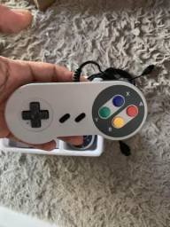 Super Nintendo mini + 400 jogos