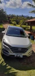 Hyundai New Tucson GLS 17/18 Turbo + Teto Solar