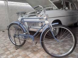 Bicicletas antigas de coleção