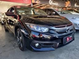 Honda Civic Exr 2.0 G10 Flex Automático 2017/2018 Completo