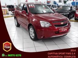 Chevrolet Captiva 2.4 Sport Ecotec 2014