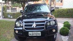 Vendo uma Pajero Sport 2.5 HPE Diesel 2010