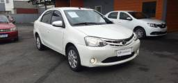 TOYOTA ETIOS SEDAN XLS 1.5 16V AT Branco 2016/2017
