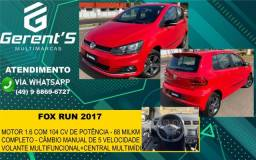 FOX 2017/2017 1.6 MSI RUN 8V FLEX 4P MANUAL