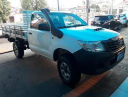 Toyota Hilux Cabine Simples 3.0 Diesel Manual