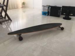 Skate longboard semi-novo