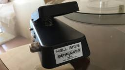 Pedal Expressão Wah Wah - Behringer Hell babe