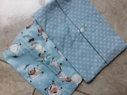 Porta lenço umedecido