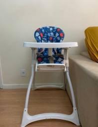 Vendo Cadeira de Alimentação Alta Burigotto Merenda