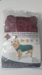 Roupa cirúrgica para cães