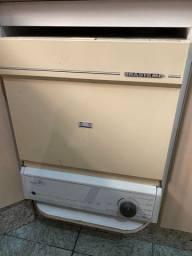 Máquina de lavar louça Brastemp 127v