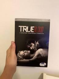 DVD True Blood 2 temporada original
