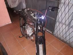 Baki motorizada pra quem gosta de econômica