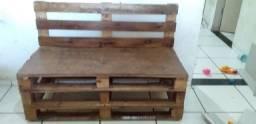Vendo banco de madeira