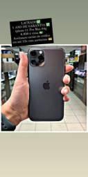 LACRADO iPhone 11 Pro Max 64g 1 ano de garantia 6.850 á vista aceitamos cartão de crédito