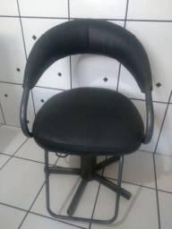 Cadeira Salão Cabelereiro