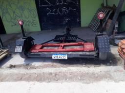 Car / Reboque / Aberta