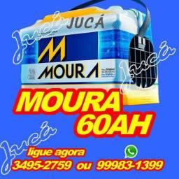 QUE PROMOÇÃO INCRIIIVEL!!!! MOURA 60 AH 18 MESES DE GARANTIA
