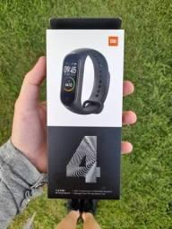 Smartwatch à Prova D'agua - Xiaomi Mi Band 4
