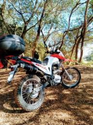 Troco bros 160 2017 por alguma 250 cc.