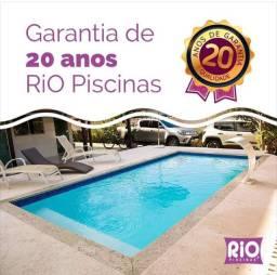 Rio piscinas atendemos em Nanuque